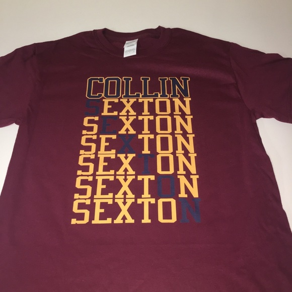 finest selection deb5d 85bb1 Cleveland Cavaliers Collin Sexton Shirt NWT